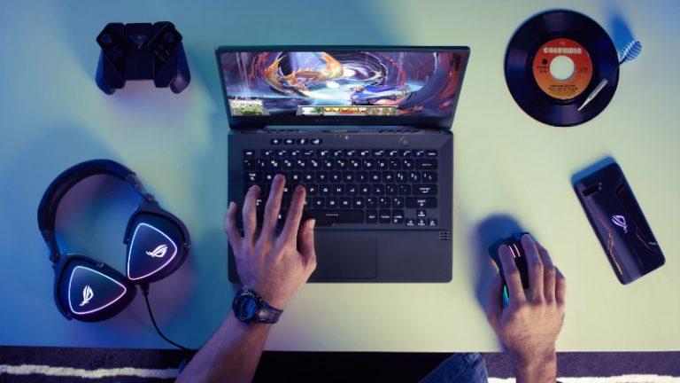 Conoce las nuevas laptops gamers ASUS y ROG con NVIDIA GeForce RTX