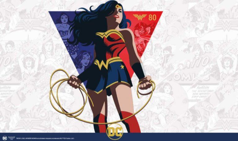 Continúan las celebraciones por el 80 aniversario de Wonder Woman con su segunda carrera virtual