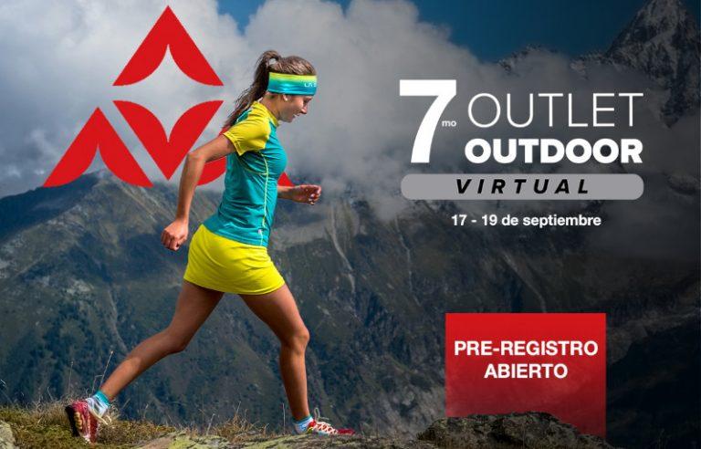 Adquiere o renueva tu equipo en el Outlet Outdoor Virtual de Alta Vertical del 17 al 19 de septiembre