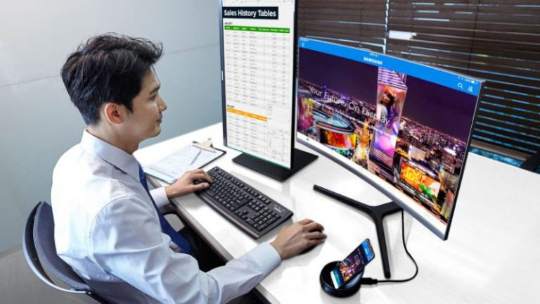 Samsung: 5 consejos para proteger tu vista al trabajar, jugar o estudiar