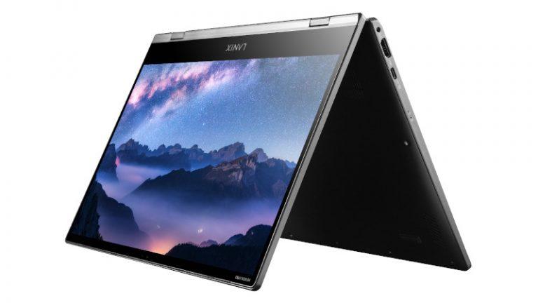 Neuron X Pro: la nueva computadora portátil 360º con pantalla touch, de LANIX