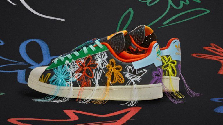adidas Originals y Sean Wotherspoon presentan el nuevo colorway de SUPEREARTH Superstar