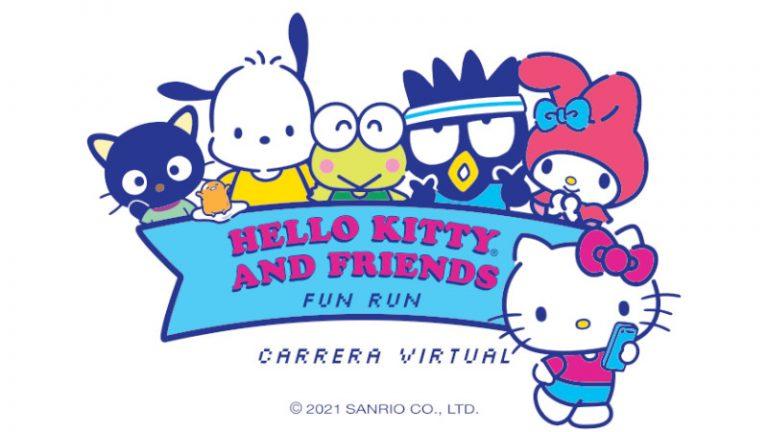 ¡Prepárate para la Hello Kitty & Friends Virtual Fun Run 2021 con estas recomendaciones!