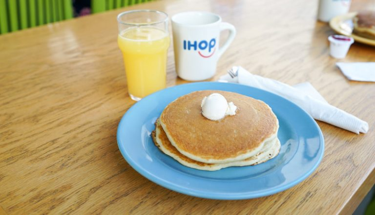 ¡Súmate al National Pancake Day y ayuda a la lucha contra el cáncer infantil!