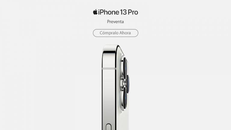 Hoy comienza en AT&T la preventa de los nuevos iPhone 13 Pro, iPhone 13 Pro Max, iPhone 13 y iPhone 13 mini
