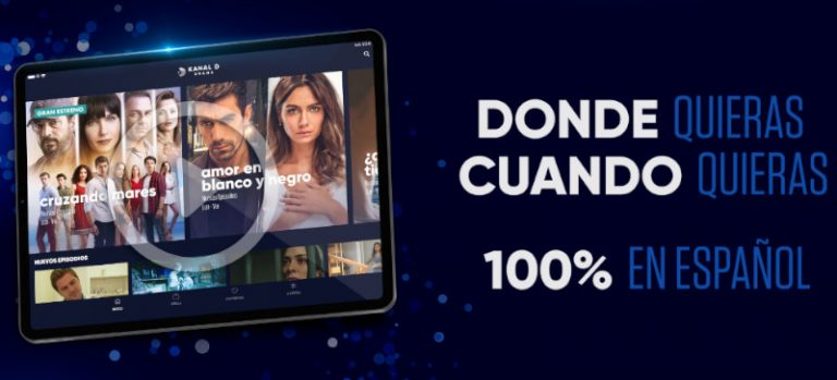 Kanal D Drama lanza su servicio de streaming en México