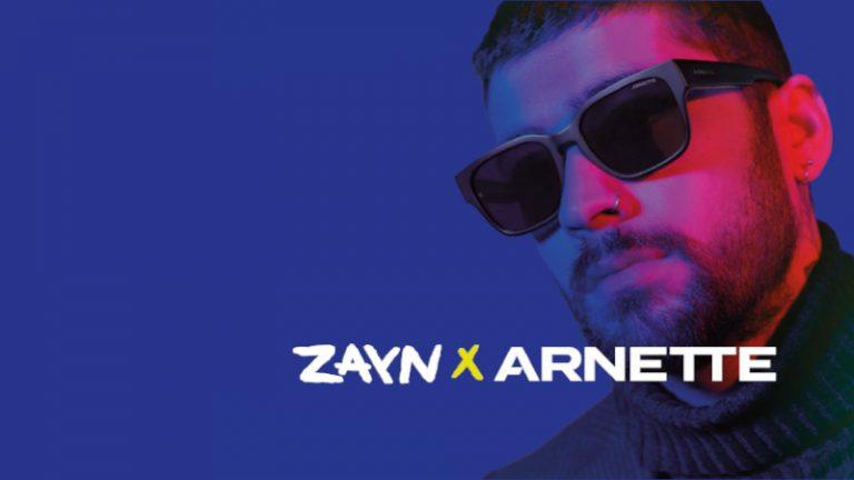 Zayn x Arnette, la exclusiva colaboración de Zayn Malik con Arnette